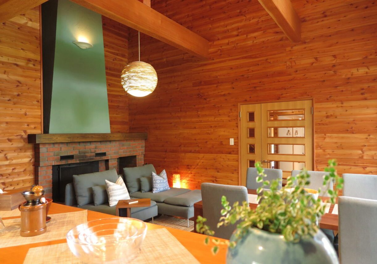 Villa Morinoya Seishoan / 森のや 聖翔庵 自然に囲まれた貸切ヴィラ